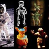 Presenças de seres extraterrestres