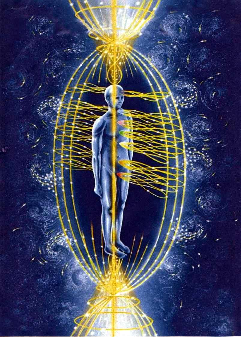 Interagindo com a malha cósmica – Tornando-se um Portal Vivo