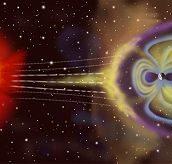 Inversão do pólo magnético da Terra