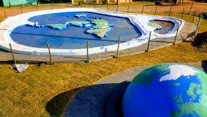 Teoria convexo-plana da Terra