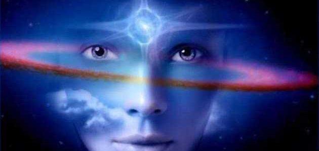 Mundo mental além do mundo físico visível