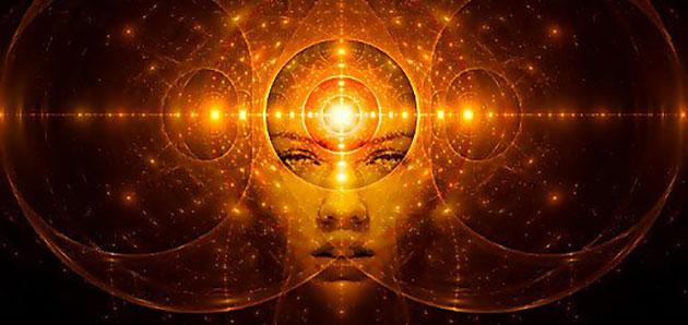 Energia mental desenvolvida – dimensional desperto